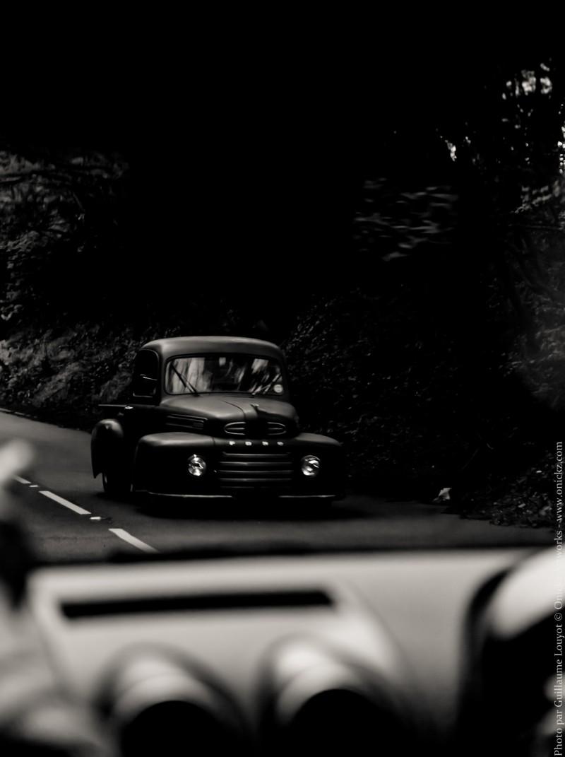 Old english car