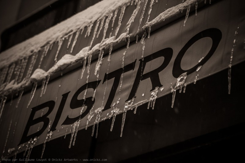 Paris snow 2013 - photo num 31811 par Guillaume Louyot Onickz Artworks