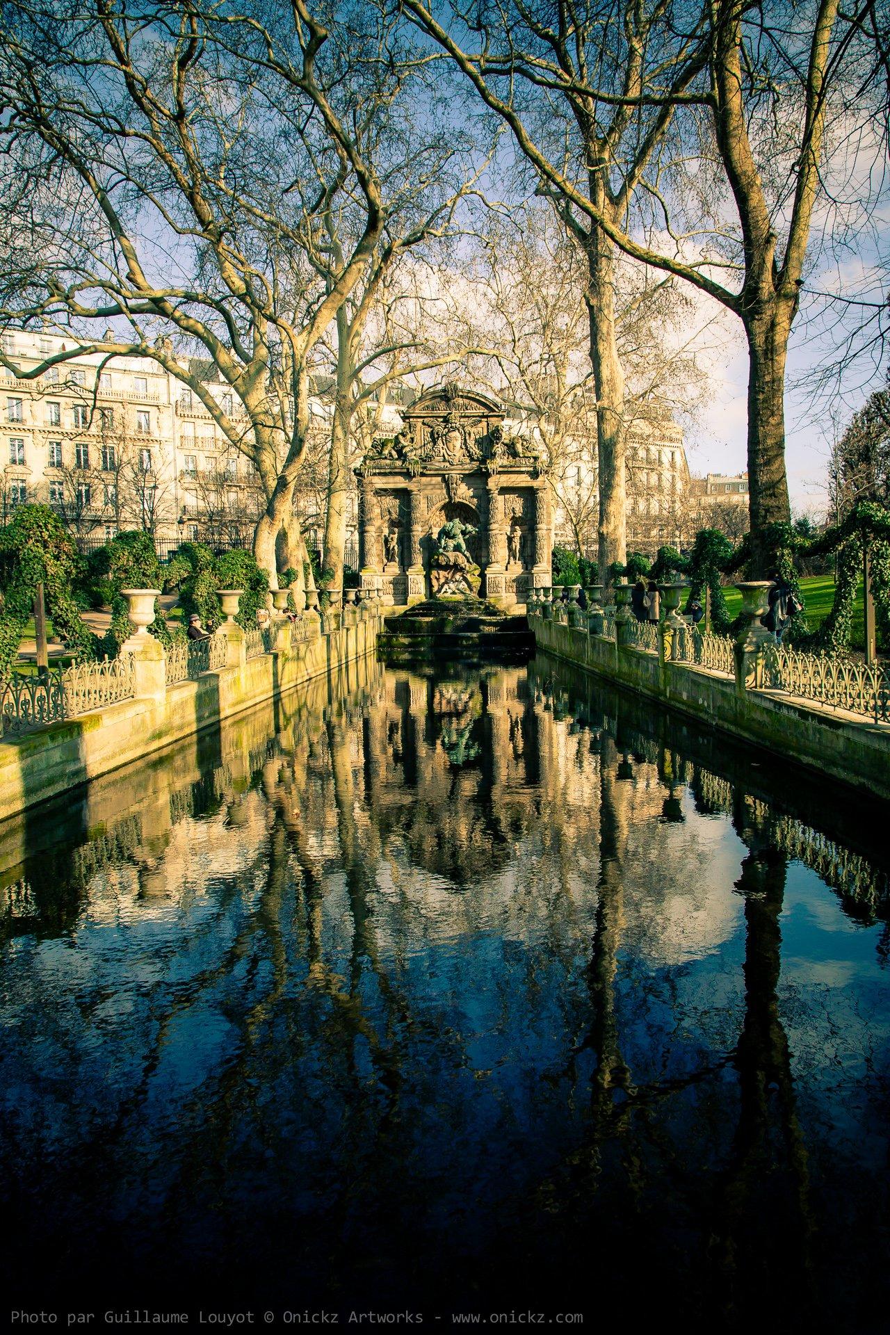 Fontaine de Medicis