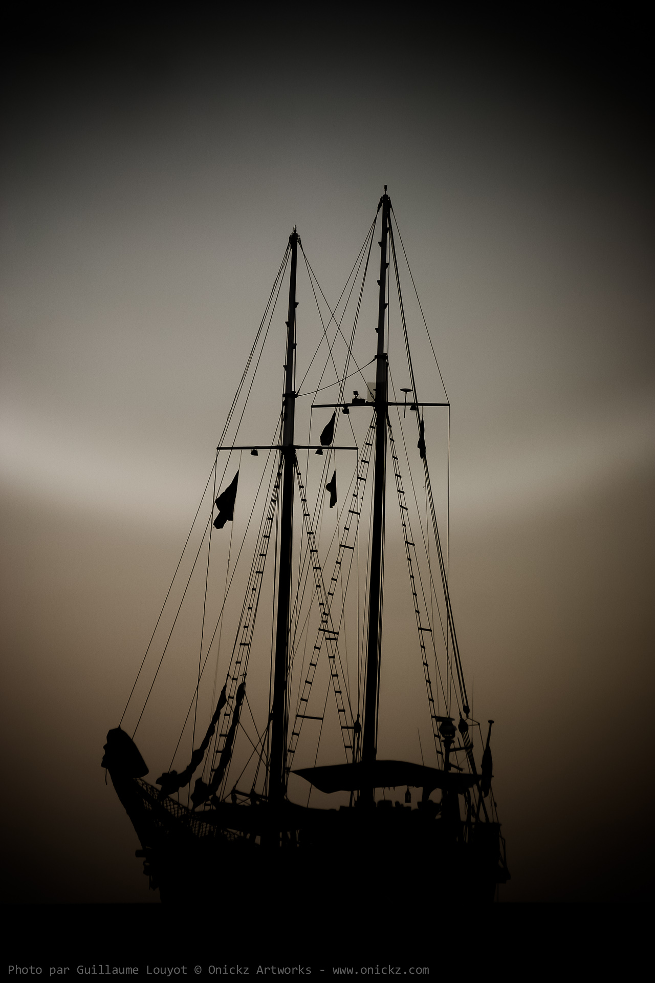 Sicilian Dark Boat