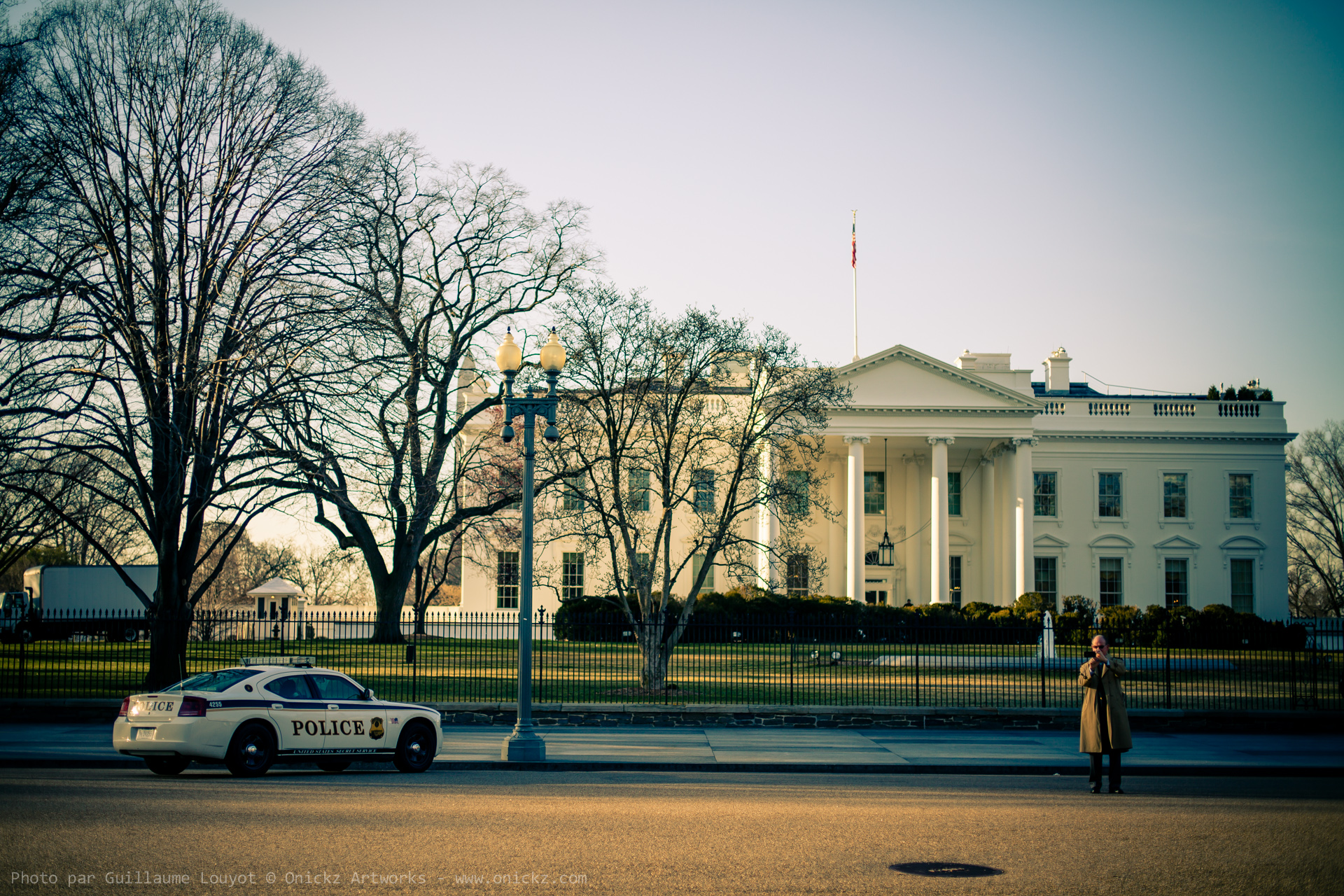 Washington DC Secret Service