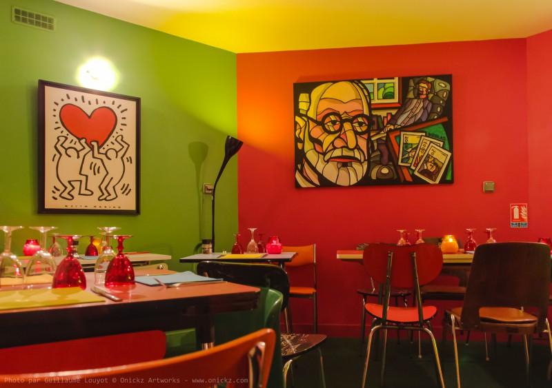 Le Costaud des Batignolles - photo num 38668 par Guillaume Louyot - Onickz Artworks - MonCommerce.net