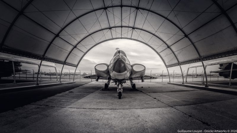 Saab 35 Draken Jet Fighter
