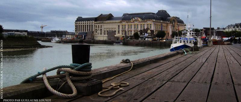 Deauville dock