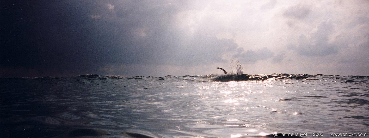 Last Breath in the Sea