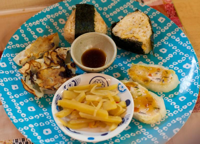 Repas Japonais traditionnel aux Batignolles