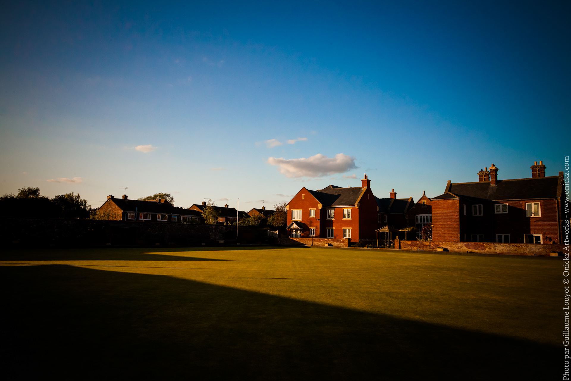 English Sport Field