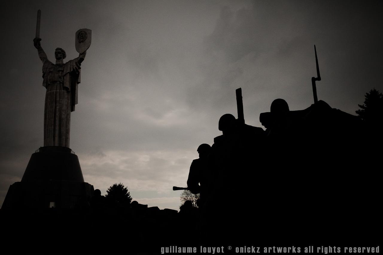 Kiev URSS Memorial