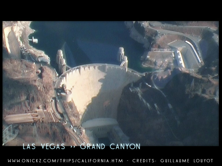 Las Vegas by Guillaume Louyot nevada grand canyon barrage